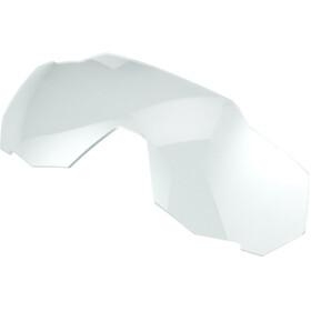 100% Speedtrap Bora Hansgrohe Special Edition Gafas, blanco/gris